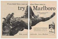 Make Yourself Comfortable - Have a Marlboro