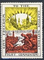 Crusade for freedom Stamp